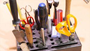 Schuh Tasch, Orthopädie-Schuhtechnik, Reparatur-Werkzeuge